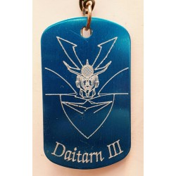 Daitarn III - Aluminum...