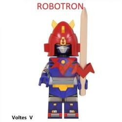 PERSONAGGIO VOLTES V ROBOT...