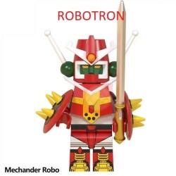 PERSONAGGIO MECHANDER ROBO...