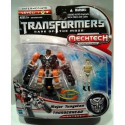 TransFormers DOTM Human...