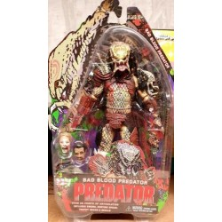 NECA BAD BLOOD PREDATOR,...