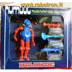 HUMBOT MOVABLE HUMAN ROBOT...