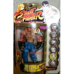 STREET Fighter  Alex Player...