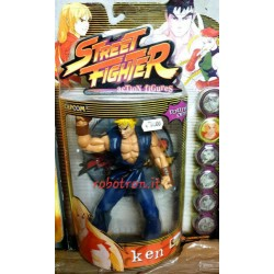 Street Fighter KEN Action...