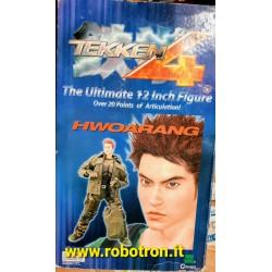 Tekken 4 12 inch Hwoarang...