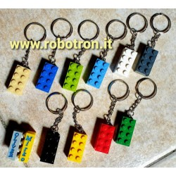 Keychain Compatible Lego...