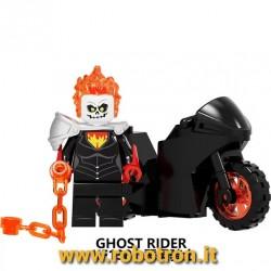 Lego compatible minifigures...
