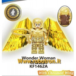 Wonder Woman Chromed...