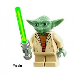 PERSONAGGIO YODA STAR WARS...