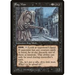 The Dark - Rag Man - ENG EX