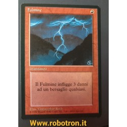 FBB - Lightning Bolt - ITA NM