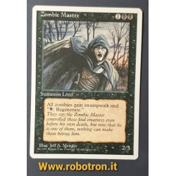 Zombie Master - ENG NM