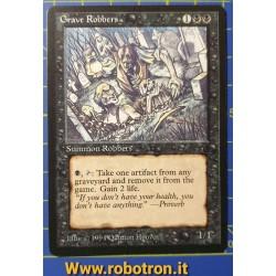 The Dark - Grave Robbers -...