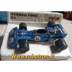 TYRRELL FORD 1971-1972...