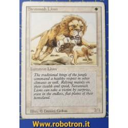 Revised - Savannah Lions -...