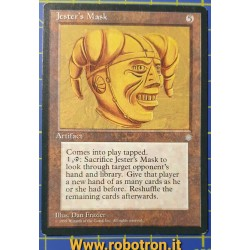 Jester's Mask - ENG EX