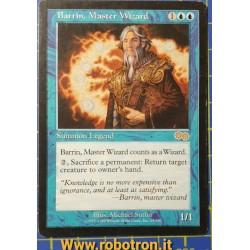 Barrin, Master Wizard - ENG EX