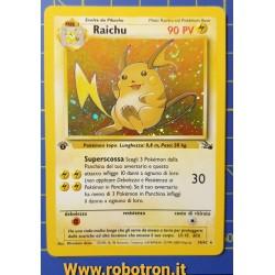 Raichu (FO 14) Fossil - ITA...