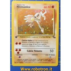 Hitmonlee (FO 7) - Fossil -...